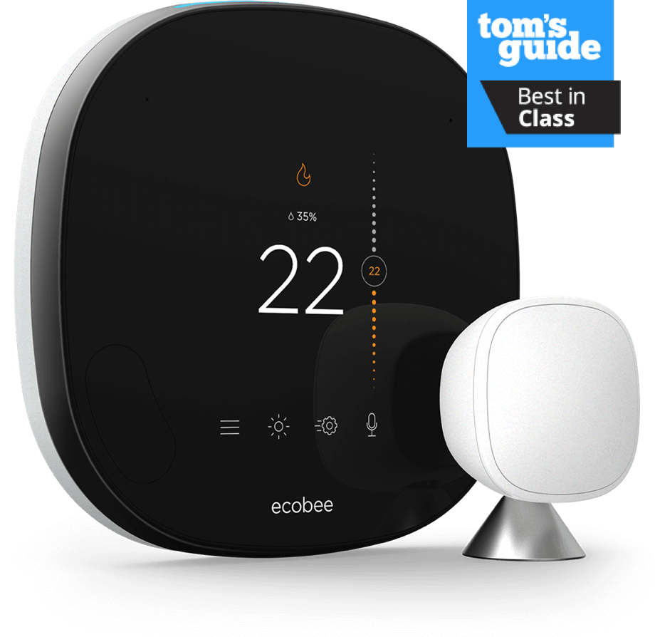 Puissance Commerciale Extender WiFi Thermostat SGE ecobee si commercial sans fil