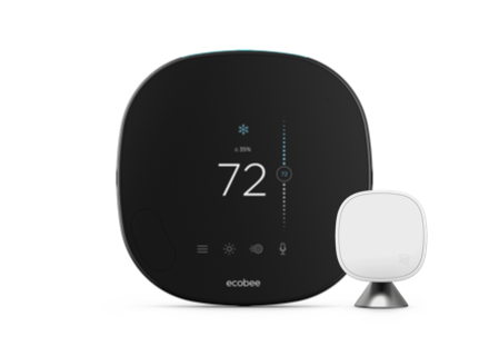 Smart home devices and thermostats | ecobee |