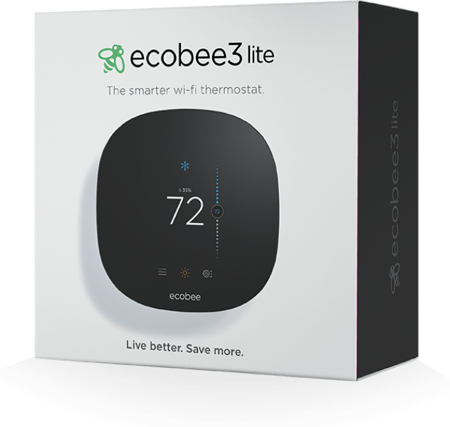 installing your ecobee3 lite smart home devices and thermostats  ecobee thermostat wiring diagram #12