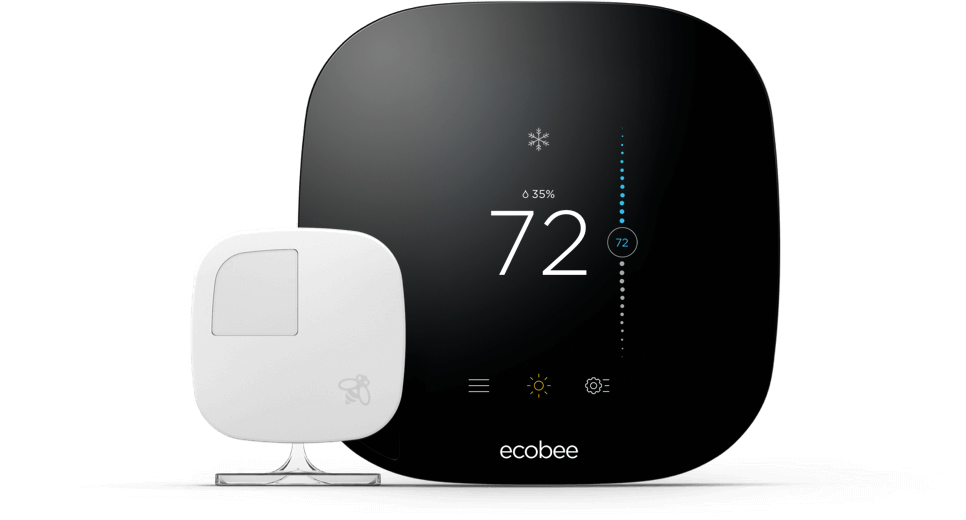 Ecobee3 Smart Thermostat With Room Sensors