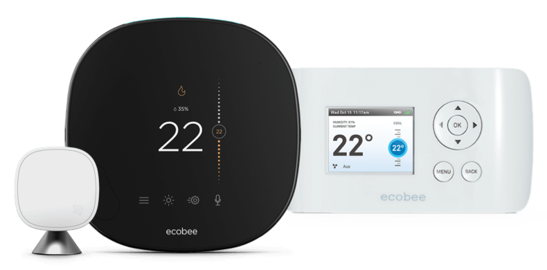 For example, Smart Thermostat with voice control and EMS Si