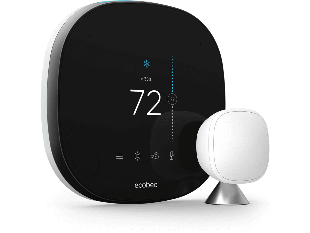Installing your SmartThermostat with voice control | Smart home