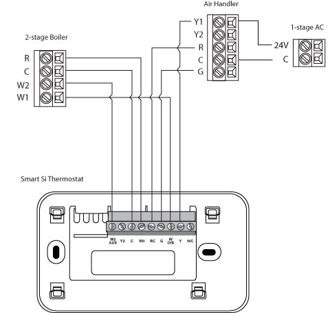 2stage_boiler_airhander_1stage_ac_si1 rheem heat pump thermostat wiring diagram life style by
