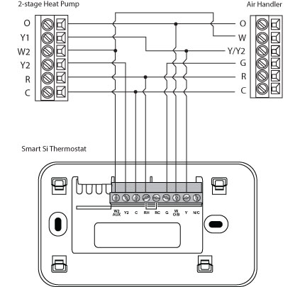 Carrier Heat Pump Wiring Diagram Book Reference Carrier Heat – Luxaire Wiring-diagram